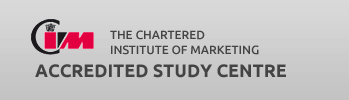 Chartered Institute of Marketing: accredited study centre.