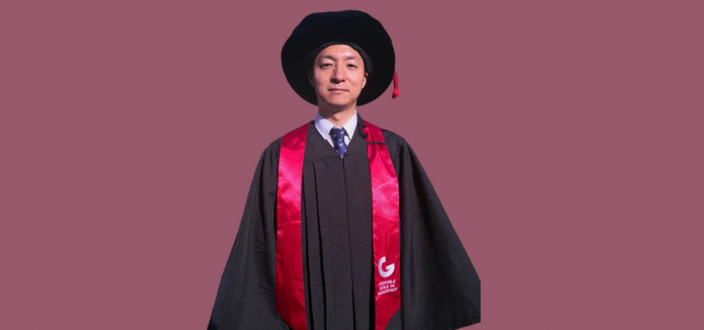 Ge MU– 2019 DBA graduate