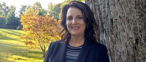 Cindy Rippé, DBA graduate 2020