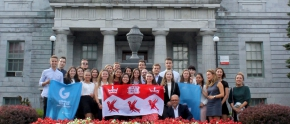 McGill University School of Continuing Studies and Grenoble Ecole de Management (GEM) Sign Study Abroad Agreement