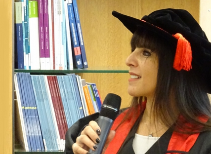 Isabelle Aoun, DBA graduate 2018