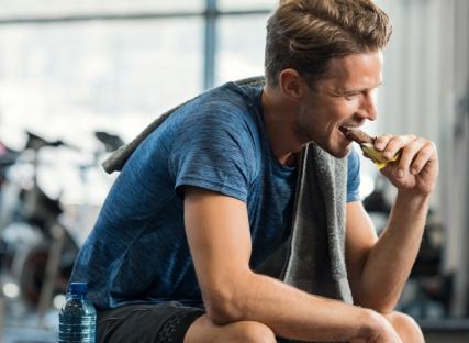 Recherche : nutrition des sportifs et plaisir